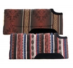 Weaver Leather Cut Back Diamondback Saddle Pad