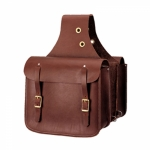 Weaver Leather Heavy Duty Saddle Bag