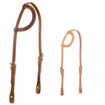 Weaver leather Horizons Flat Sliding Ear Headstall