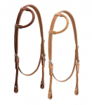 Weaver Leather Horizons Rolled Sliding Ear Headstall