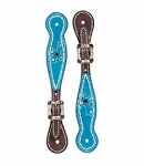 Weaver Leather Memphis Spur Straps, Ladies