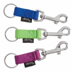 Weaver Leather Nylon Key Chain