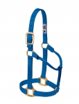 WEAVER LEATHER Original Non-Adjustable Yearling Horse Halter, 1""