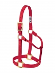 WEAVER LEATHER Original Non-Adjustable Weanling Halter, 1""