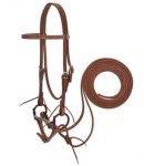 Weaver Leather ProTack Oiled Bridle