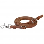 "Weaver Leather ProTack Oiled Roper Rein, 1/2"" x 8' FREE SHIPPING"