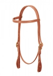 Weaver Leather ProTack Quick Change Browband Headstall
