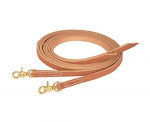 Weaver Leather ProTack Quick Change Split Reins, Russet FREE SHIPPING