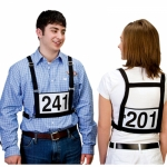Weaver Leather Show Exhibitor Number Harness