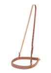 Weaver Leather Stockman Noseband, Russet