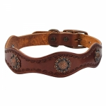 "Weaver Leather Sundance 1"" Dog Collar"