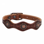 "Weaver Leather Sundance Dog Collar 5/8"" & 3/4"""