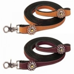 weaver Leather Texas Star Roper Rein