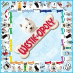 Westie-Opoly by Late for the Sky