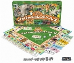Wild Animal-Opoly by Late for the Sky