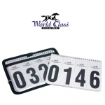 Winning Numbers for Shows - Set of 2 with Case