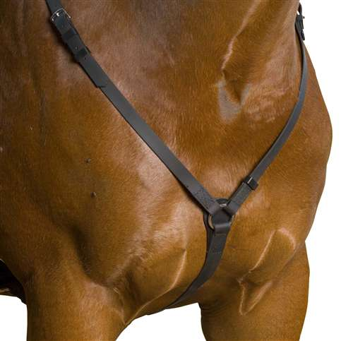 Wintec Breastplate, Synthetic Breastplates, lightweight