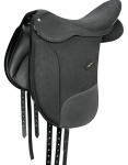 Wintec Pro Dressage Saddle - Black, 16.5