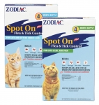 Zodiac Spot On Flea & Tick for Cats